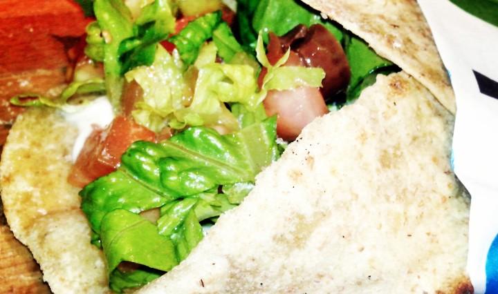 Tortillas vegetariane