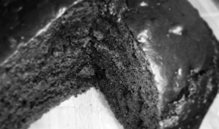 torta scioglievole al cioccolato
