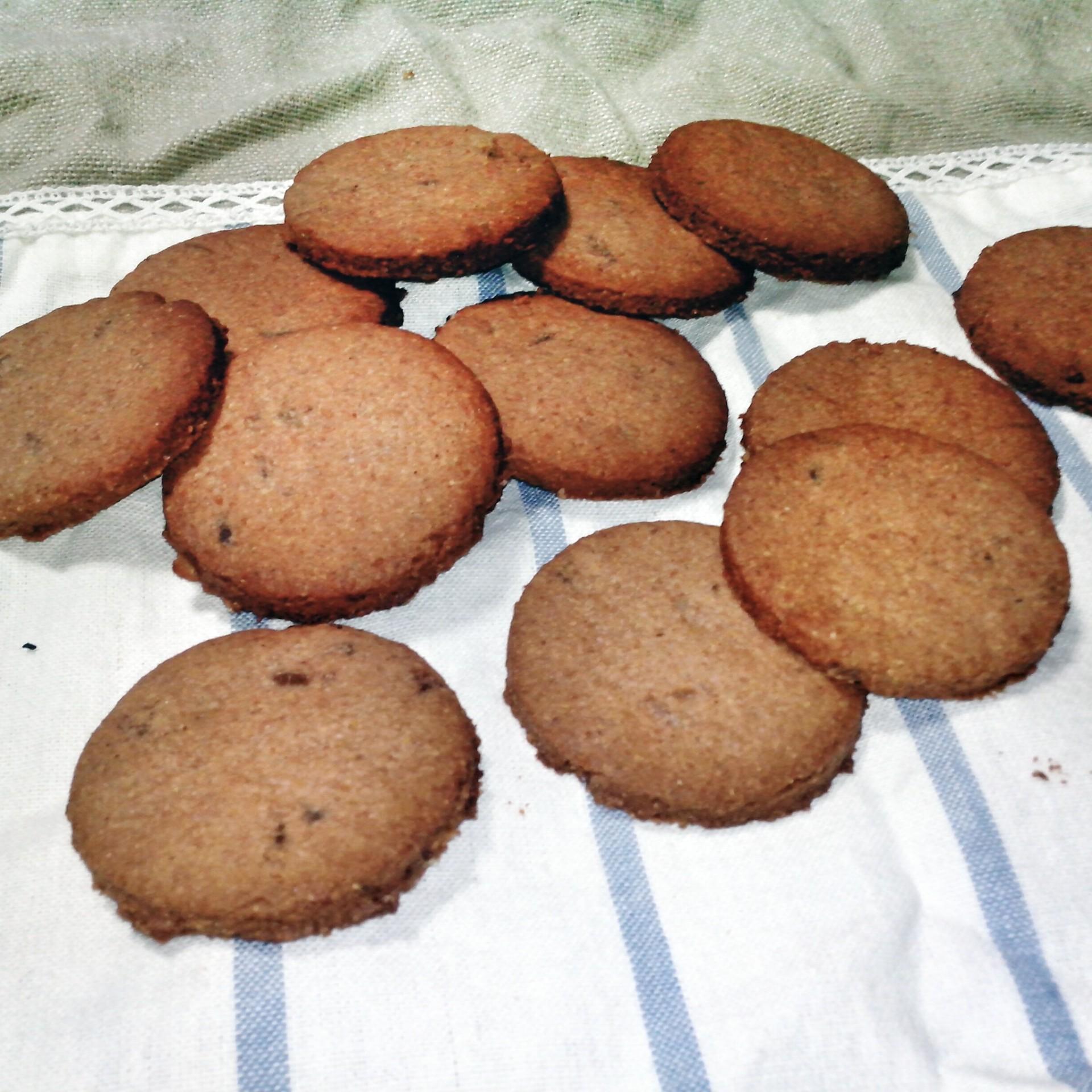 biscotti cocco zenzero