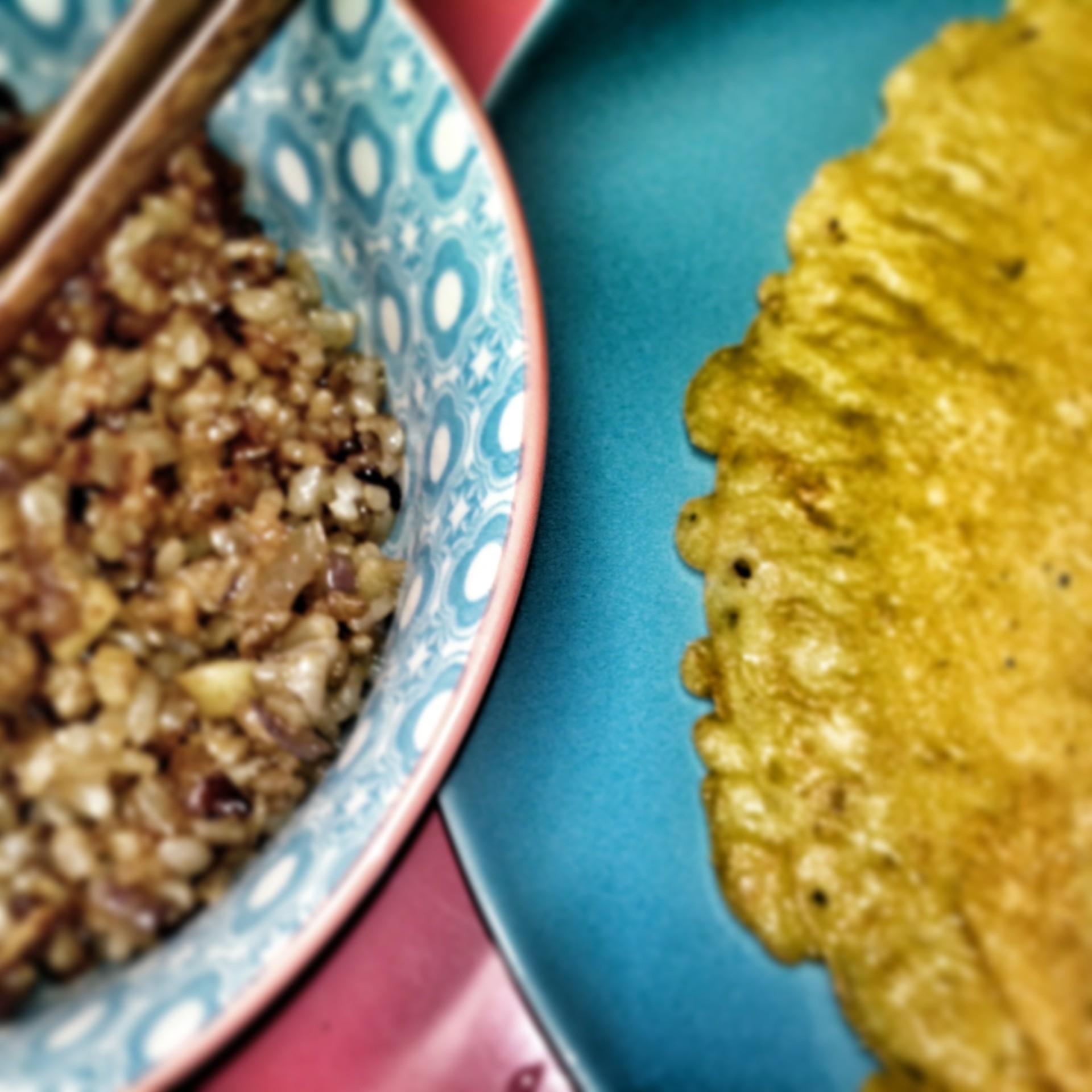 riso e farinata